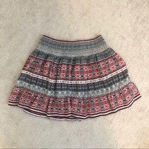 JACK by BB DAKOTA print skirt